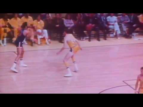 1970: Jerry West hits 60ft buzzer beater in Finals to send game to OT
