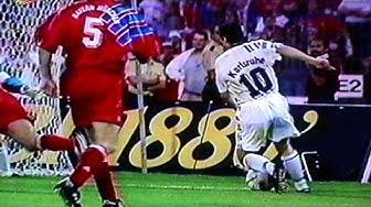 KSC demontiert den FC Bayern 4:2 - 23.05.1993