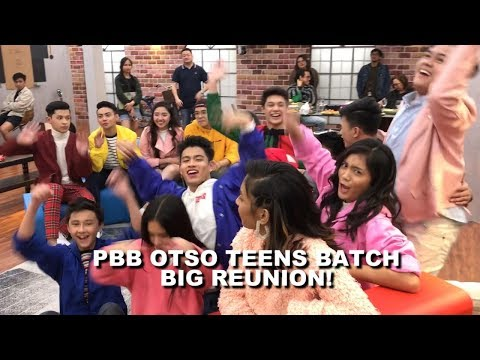 Exclusive: Big Reunion of PBB Otso Teen Batch 1