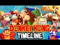 The Donkey Kong Timeline With Tropical Freeze (Switch)