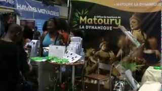 Office du Tourisme de Matoury au Salon du Tourisme et des loisirs 2013