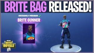 "*NEW* Fortnite: HOW TO GET THE ""BRITE BAG"" FOR FREE! 