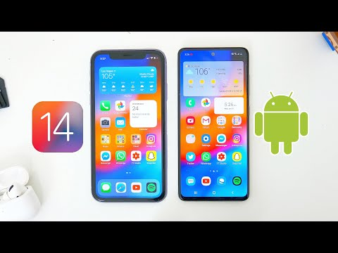 iOS 14 vs. Android: Here's Everything Apple Copied