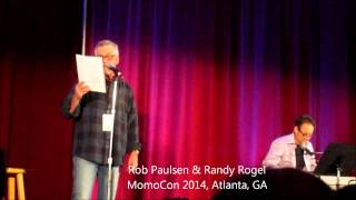 """It was so cool to hear the new verse that """"Animaniacs"""" composer Ran..."""
