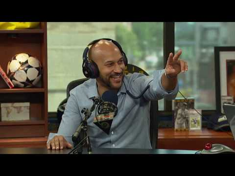 Actor, Comedian, Producer, Keegan-Michael Key on The Dan Patrick Show | Full Interview | 8/10/17