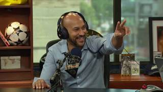 Actor/Comedian Keegan-Michael Key on The Dan Patrick Show | Full Interview | 8/10/17