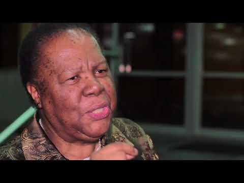 Gala 2017: Mrs Naledi Pandor, Minister of Science and Technology Interview