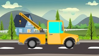 Street Vehicles Color Book | Street Vehicles For Kids