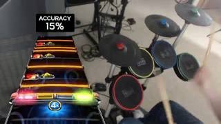 Difficult Rock Band 4 Drum Patterns Compilation (Expert Pro Drums)