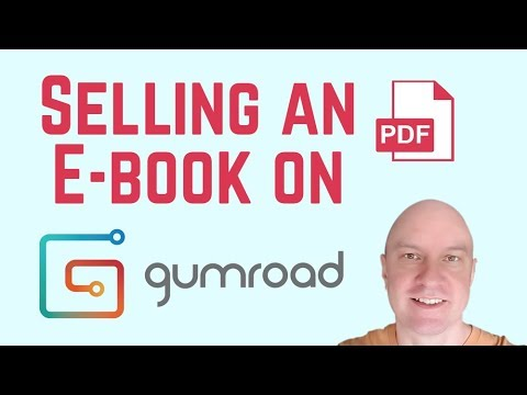 Sell A PDF E-Book On Gumroad And Link From Your Site, From Build A Sales Page