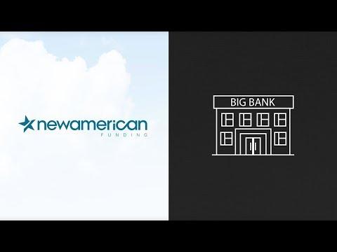 New American Funding vs a Big Bank