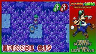 Mario & Luigi: SuperStar Saga - Underwater Escape, Oho Ocean - Episode 19