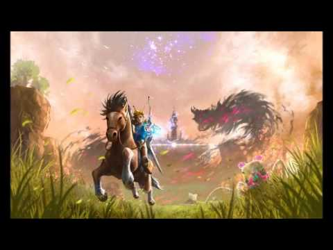 The Legend Of Zelda Breath Of The Wild Ost Final Boss Dark Beast Ganon Theme Full