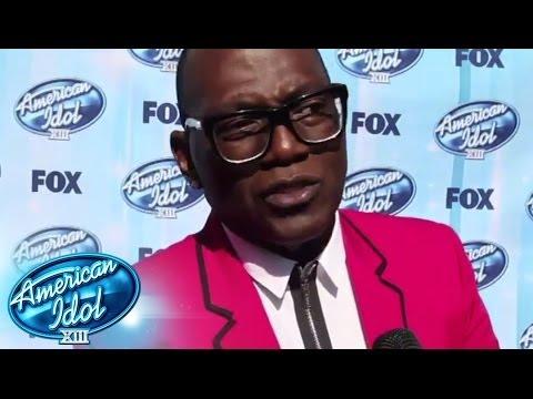 Idol Rolls Out the Red Carpet! - AMERICAN IDOL SEASON XIII