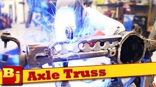 Install an Axle Truss - TMR Customs