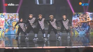 Street Evolution Crew Yogyakarta 16 Besar The Dance Icon 2