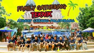 FAMILY GATHERING TEKNIK AIRNAV CABANG PALEMBANG | Gryffin, Illenium ft Daya - Feel Good