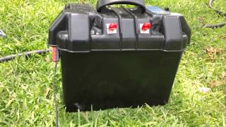 Prepper Power - Homemade Portable Solar Generator