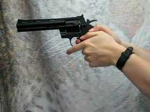 (Airsoft) KWC Colt Python