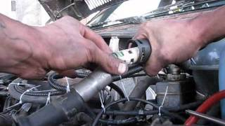 91 Jetta TD: Self Adjusting Clutch Fix (12/21/11)
