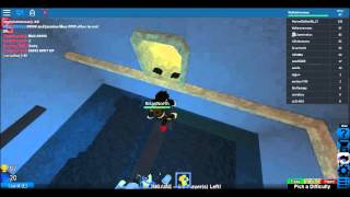 Jouer À ROBLOX FLOOD ESCAPE! (FRENCH FRY HAIR??!)