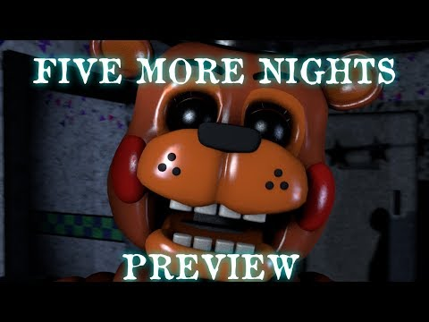 [FNAF/SFM] Five More Nights - JT Music (PREVIEW)