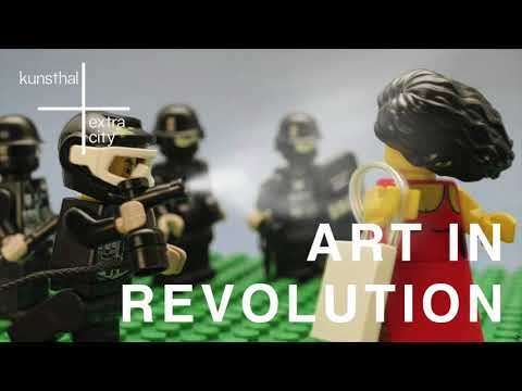 ART IN REVOLUTION: Hakan Topal -  A Stage for Resistence: The Cultural Scene in Turkey