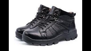 Зимние ботинки с Алиэкспресс .Честный обзор