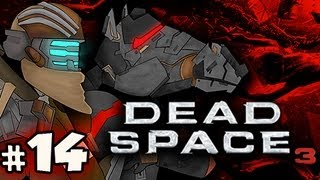 EAR WAX - Dead Space 3 Hard Co-op w/Nova & Sp00n Ep.14