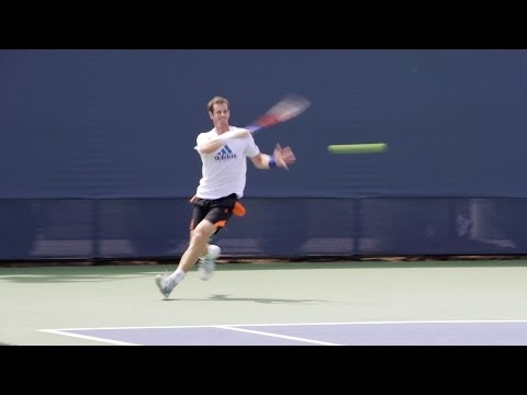 Andy Murray Ultimate Compilation - Forehand - Backhand - Overhead - Serve - 2013 Cincinnati Open