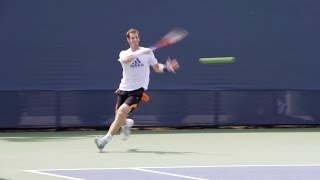 Andy Murray Ultimate Compilation - Forehand - Backhand - Overhead - Serve - 2013 Cincinnati Open