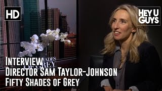 Director Sam Taylor Johnson - Fifty Shades Of Grey