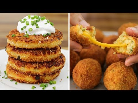 3 Easy Recipes With Mashed Potatoes
