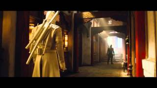 G.I. Joe  Retaliation  Snake Eyes vs. Storm Shadow  Clip - Ray Park (Full HD)