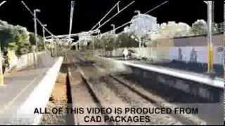 Laser Engineering - Banyo Rail Station - Brisbane QLD