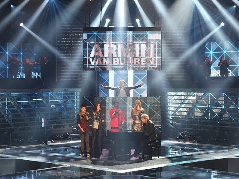 Live performance This Is What It Feels Like in Dutch TV Show 'The Voice Of Holland'