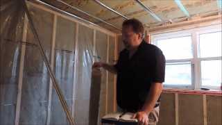 Using Roxul Insulation, Resilient Channels & Type X Drywall