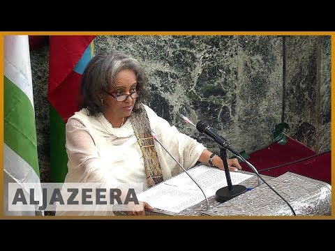 🇪🇹Sahle-Work Zewde named Ethiopia's first woman president l Al Jazeera English