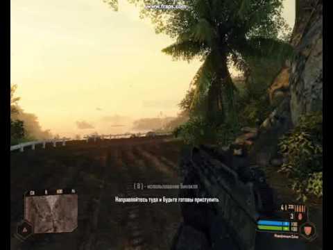Crysis Warhead on 7600 GT