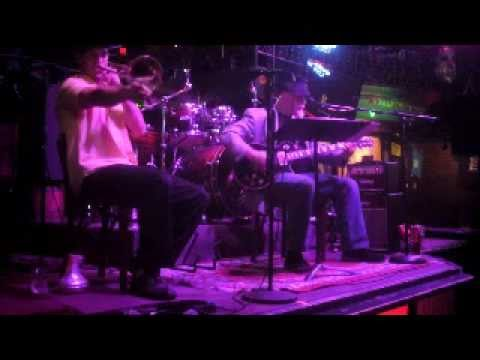 Fritz Hester at the Bourbon Street Blues and Boogie Bar, in Nashville