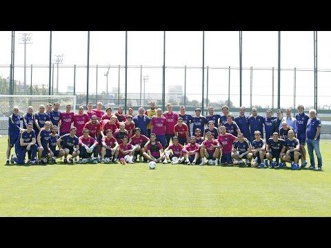 FC Barcelona - Last training session of the seasson 2015/16