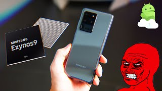 Why does everyone hate Exynos? [Galaxy Note 20 Exynos 990 controversy explained]