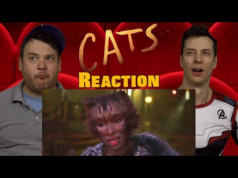 Cats , Trailer Reaction / Review / Rating