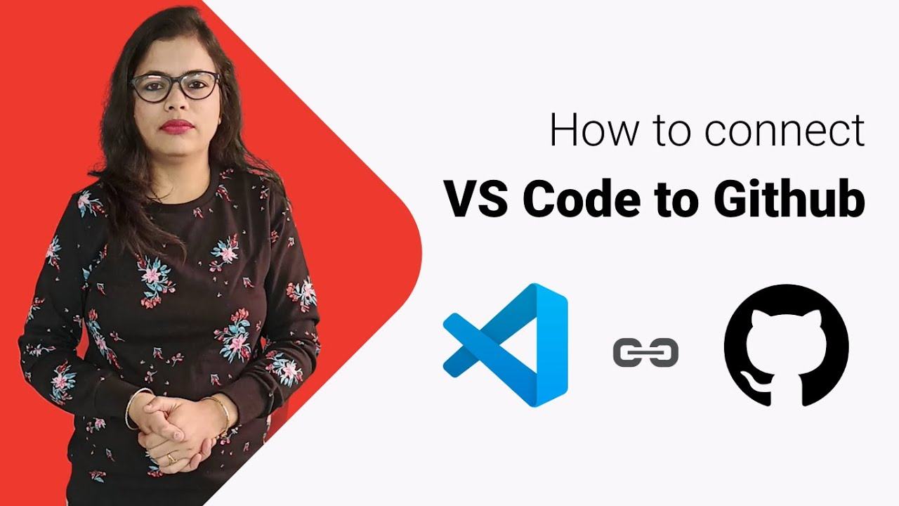 How to connect VS code to Github     How to commit and push code in Github