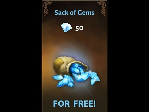Dungeon Hunter 5: How To Get At Least 50 FREE GEMS Every Week Without Hacking