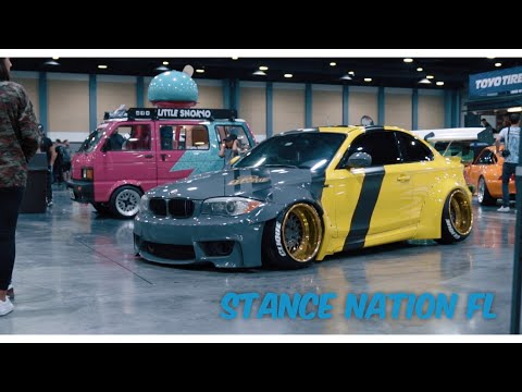 Stance Nation FL 2018 [4K]