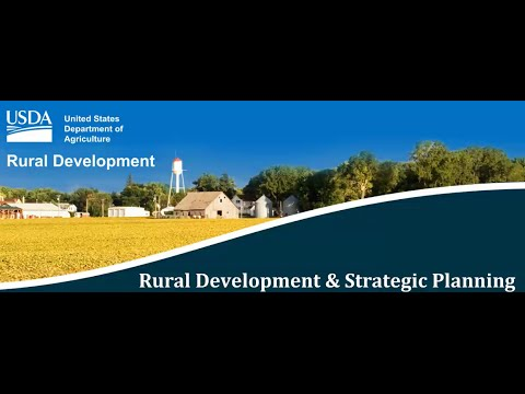 Introduction to USDA-Rural Development
