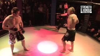 Chris Dixon v Ben Hetherington, Strength & Honour Contenders 4