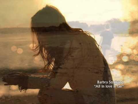 Barbra Streisand - All in love is fair (Todo vale en el amor) mp3