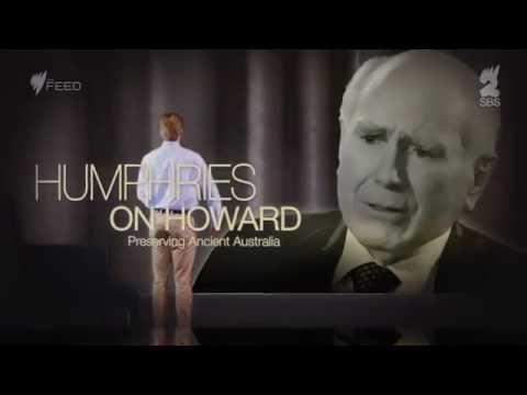 Mark Humphries on John Howard on Robert Menzies - The Feed